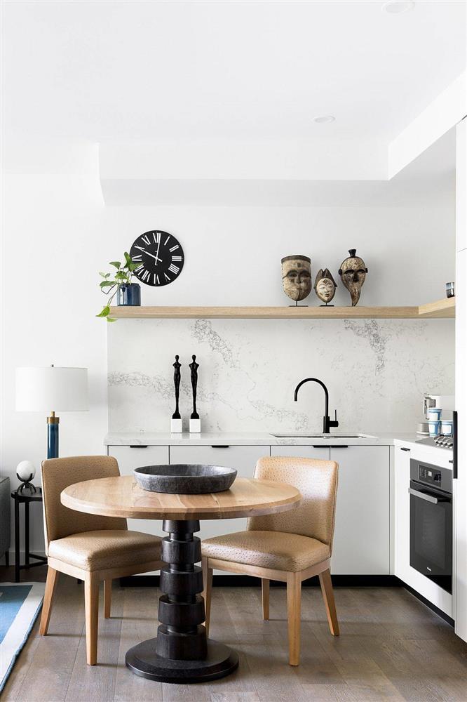 8 mẫu thiết kế đẹp mê cho gian bếp nhỏ, vừa tiết kiệm chi phí nhưng vẫn tiện nghi bất ngờ-4