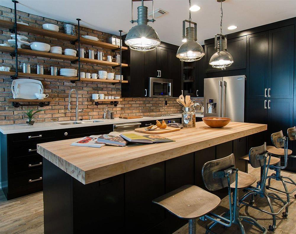 8 mẫu thiết kế đẹp mê cho gian bếp nhỏ, vừa tiết kiệm chi phí nhưng vẫn tiện nghi bất ngờ-9