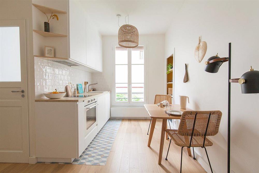 8 mẫu thiết kế đẹp mê cho gian bếp nhỏ, vừa tiết kiệm chi phí nhưng vẫn tiện nghi bất ngờ-13