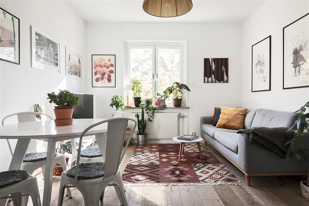 Thử thách cải tạo căn hộ cũ 39m² thành không gian tiện nghi cho gia đình trẻ và cái kết không ngờ-1