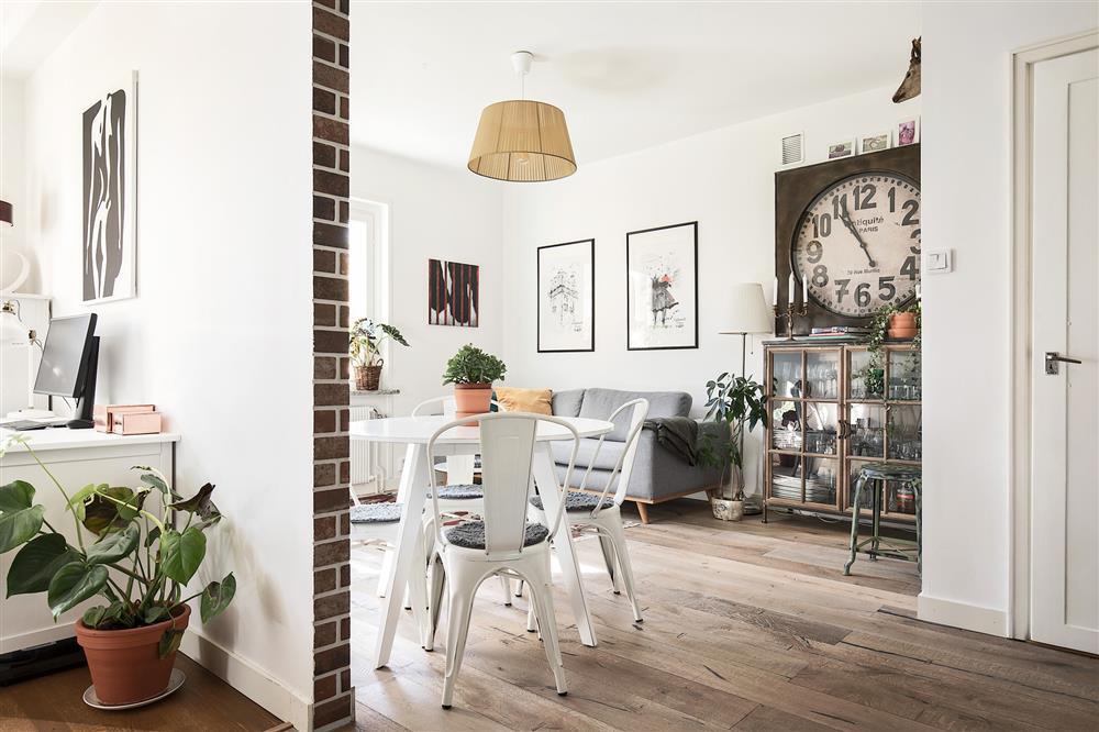 Thử thách cải tạo căn hộ cũ 39m² thành không gian tiện nghi cho gia đình trẻ và cái kết không ngờ-3