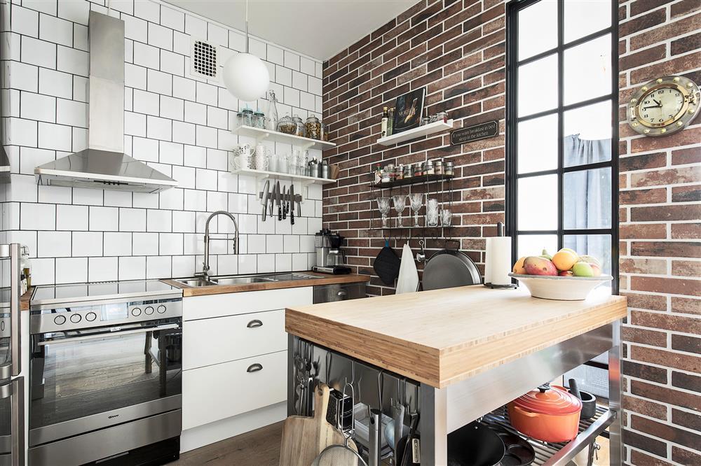 Thử thách cải tạo căn hộ cũ 39m² thành không gian tiện nghi cho gia đình trẻ và cái kết không ngờ-4