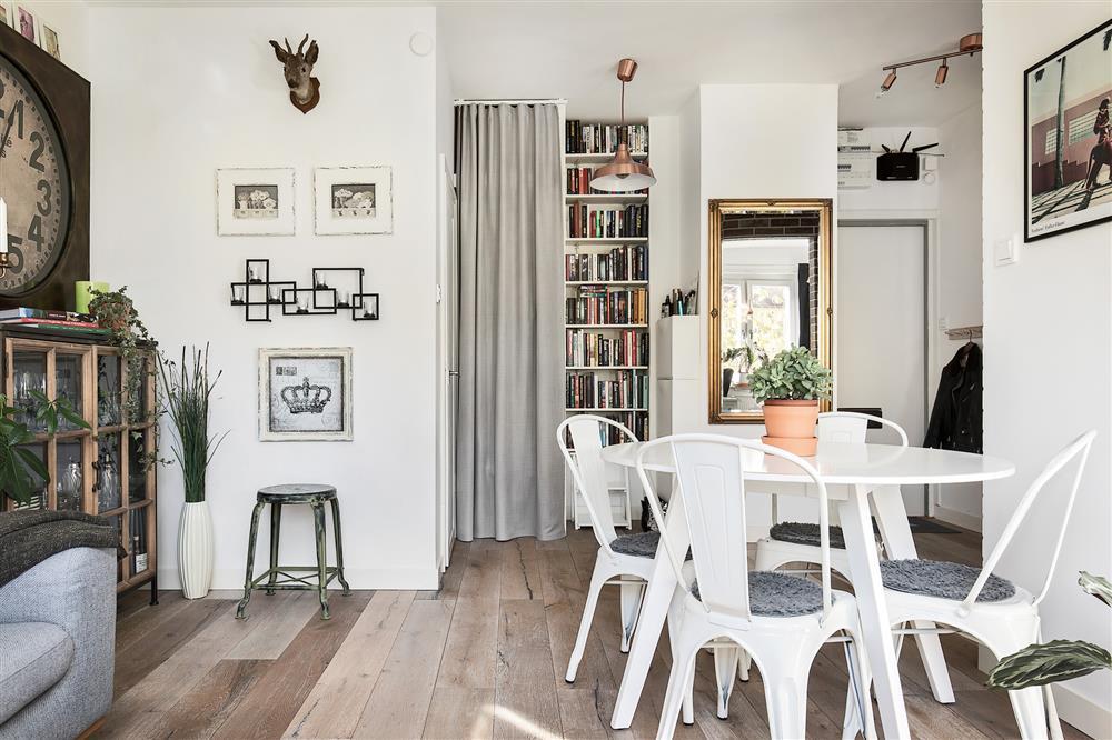 Thử thách cải tạo căn hộ cũ 39m² thành không gian tiện nghi cho gia đình trẻ và cái kết không ngờ-5