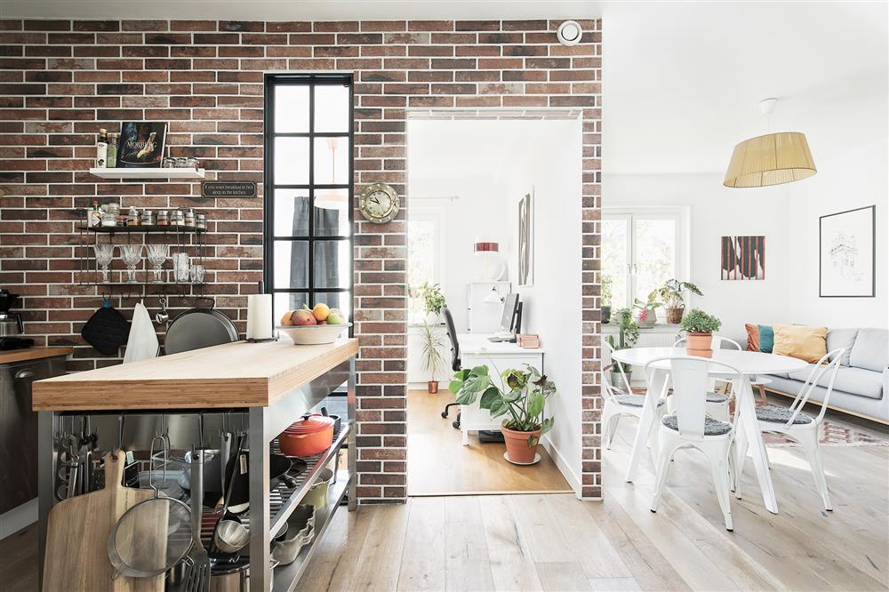 Thử thách cải tạo căn hộ cũ 39m² thành không gian tiện nghi cho gia đình trẻ và cái kết không ngờ-6