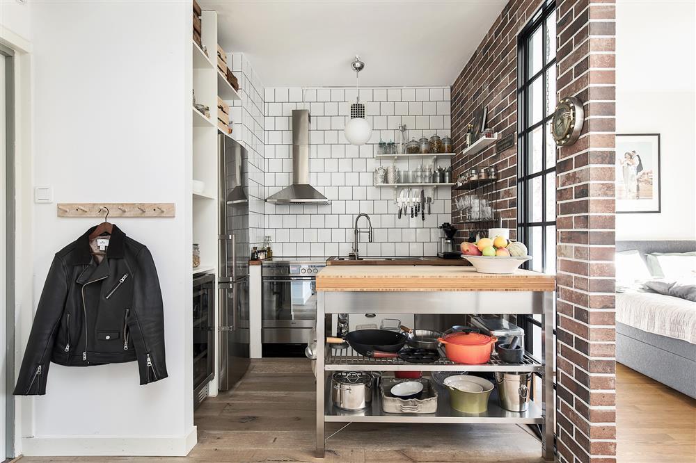 Thử thách cải tạo căn hộ cũ 39m² thành không gian tiện nghi cho gia đình trẻ và cái kết không ngờ-7