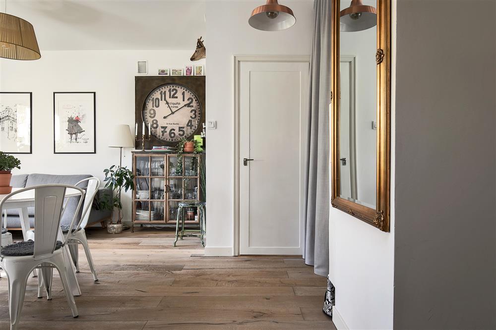 Thử thách cải tạo căn hộ cũ 39m² thành không gian tiện nghi cho gia đình trẻ và cái kết không ngờ-8