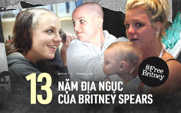 13 năm địa ngục của Britney Spears: Gia đình cầm tù, cưỡng bức lao động đến sang chấn tâm lý nhưng kinh khủng nhất là bị tước quyền làm mẹ!-1