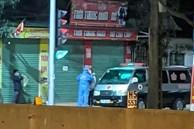 Trên đường đi giao hàng, nữ tài xế xin vào test nhanh thì nhiễm SARS-CoV-2