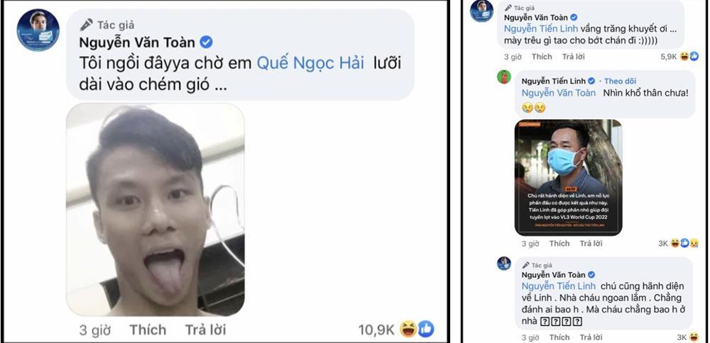 Dàn cầu thủ Việt Nam mừng hụt vì tưởng được về nhà, Văn Toàn bật mode cà khịa ở khắp nơi-2