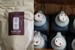 Thu hàng tấn nguyên liệu trà sữa thương hiệu Gongcha, Royal tea bẩn