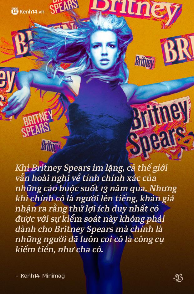 Britney Spears: Công chúa nhạc Pop của toàn thế giới nhưng lại là nô lệ trong chính gia đình của mình-4