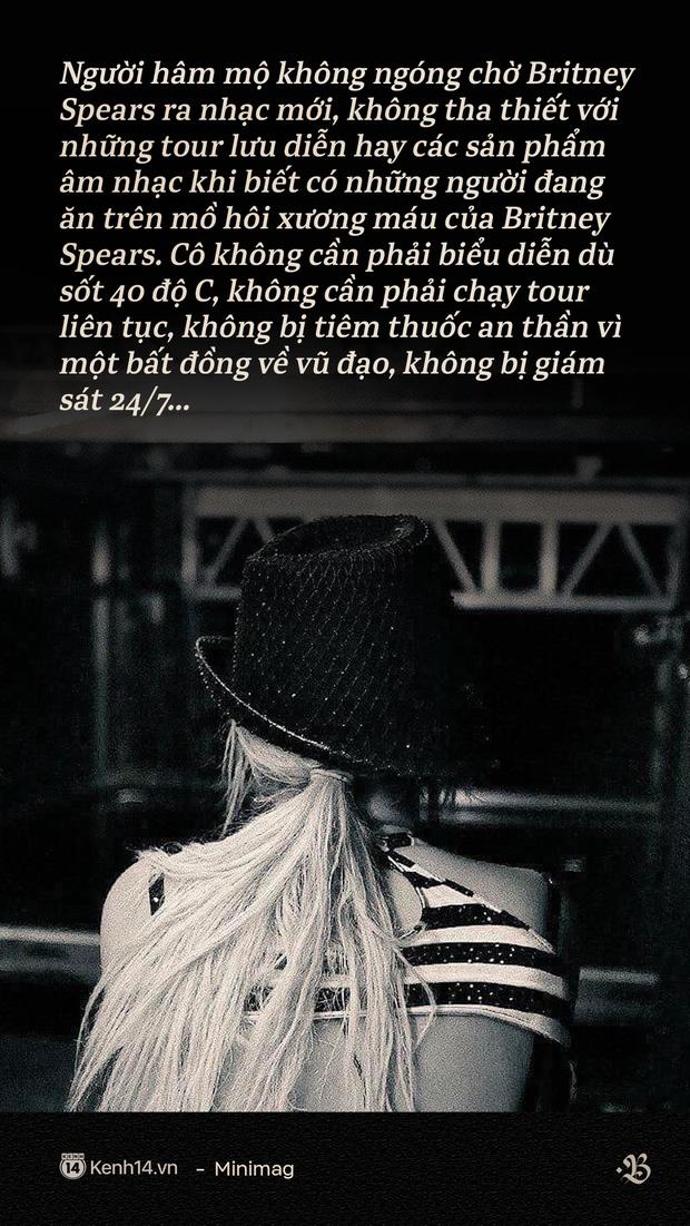Britney Spears: Công chúa nhạc Pop của toàn thế giới nhưng lại là nô lệ trong chính gia đình của mình-7