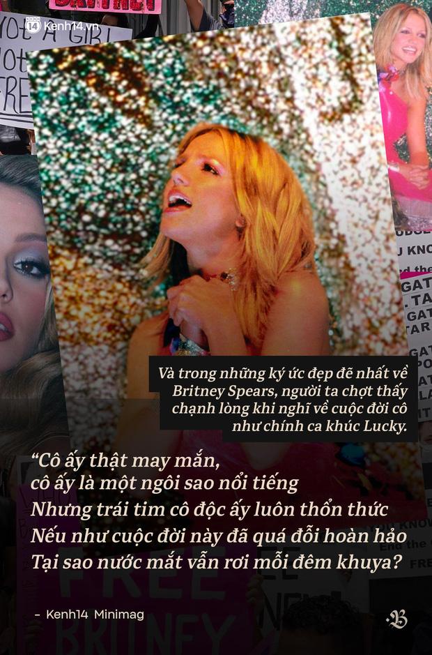 Britney Spears: Công chúa nhạc Pop của toàn thế giới nhưng lại là nô lệ trong chính gia đình của mình-9