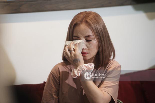 """Cô Xuyến"""" Hoàng Yến bị bạo hành: Bị chồng dọa giết nhưng vẫn khẳng định Anh Thắng là người tôi yêu nhiều nhất""""-2"""