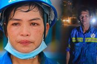 Nước mắt những công nhân thu gom rác bị nợ lương ở Hà Nội: Con nhỏ nghỉ học vì xấu hổ, người bị cụt chân mò mẫm trong rác