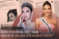 Đại diện Miss Universe VN nhận lỗi sai sót sau drama với Hoàng Thuỳ, làm rõ tin đồn phân biệt đối xử giữa các nàng hậu