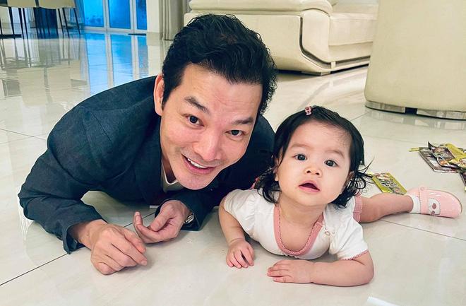 Bạn gái bí mật, sinh con gái thứ hai cho Trần Bảo Sơn-2