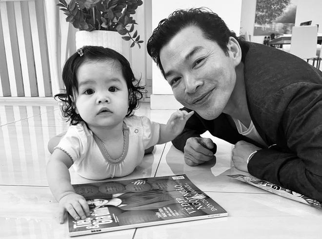 Bạn gái bí mật, sinh con gái thứ hai cho Trần Bảo Sơn-1