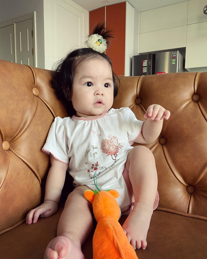 Bạn gái bí mật, sinh con gái thứ hai cho Trần Bảo Sơn-6