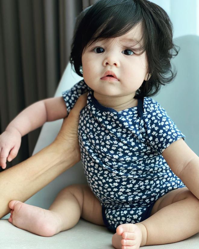 Bạn gái bí mật, sinh con gái thứ hai cho Trần Bảo Sơn-7