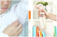 Làm thế nào để loại bỏ mùi ẩm mốc trên quần áo? Dù bạn có nóng và đổ mồ hôi cũng không còn lo lắng nhờ mẹo nhỏ này