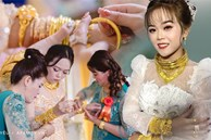 Cô dâu 18 tuổi được tặng 20 cây vàng đeo trĩu người gây bão: Tiết lộ thêm về khoản tiền mặt bố mẹ chồng cho thêm ở đám cưới!