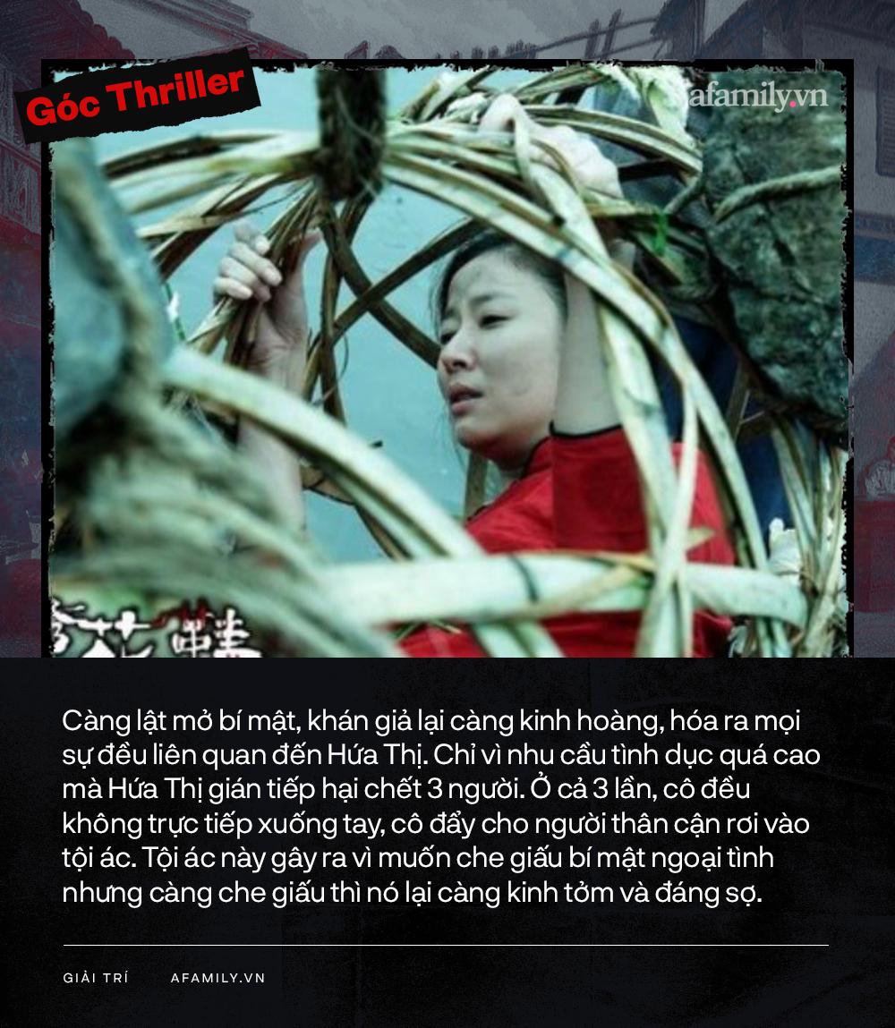 Phim gây ám ảnh nhất của Lâm Tâm Như: Chồng bất lực không thể ân ái, vợ ra ngoài ăn vụng, toàn cảnh nóng bạo liệt-13