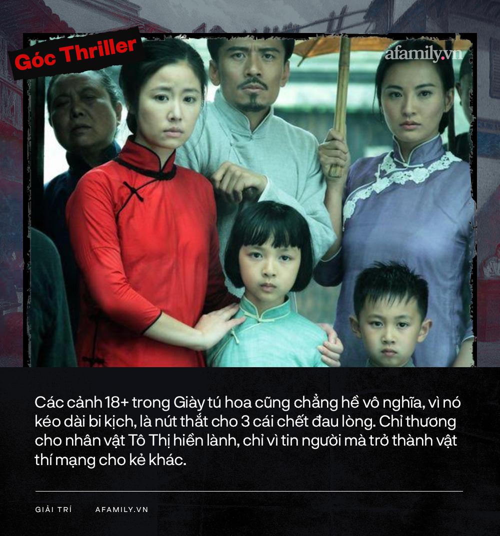 Phim gây ám ảnh nhất của Lâm Tâm Như: Chồng bất lực không thể ân ái, vợ ra ngoài ăn vụng, toàn cảnh nóng bạo liệt-15