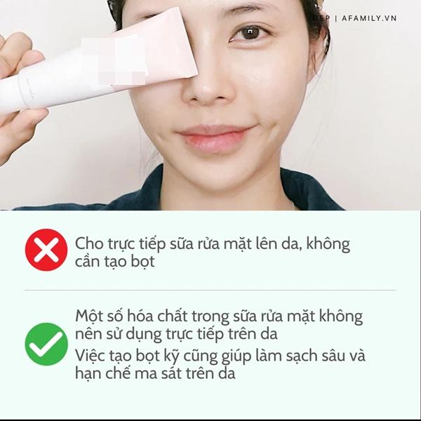 6 sai lầm khi rửa mặt khiến da dẻ thô ráp và lão hóa không phanh-4