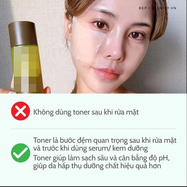 6 sai lầm khi rửa mặt khiến da dẻ thô ráp và lão hóa không phanh-7