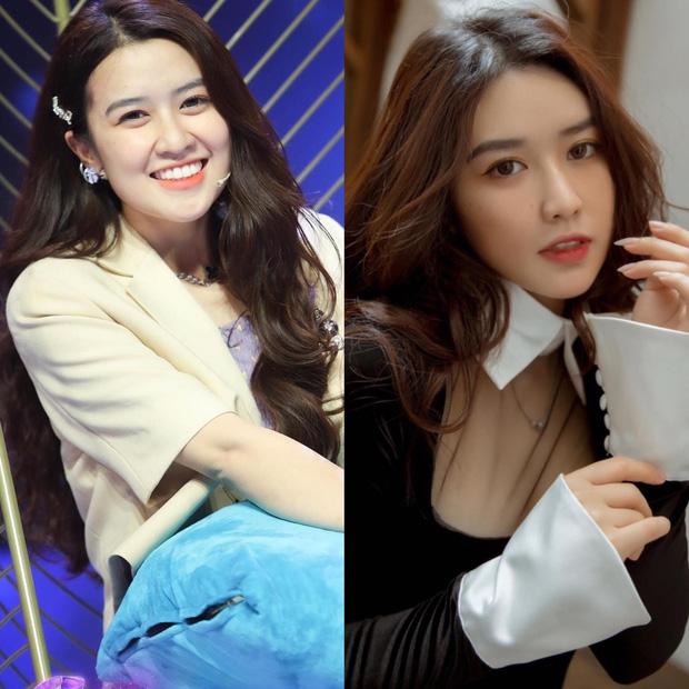 Netizen soi nhan sắc ngoài đời của các cô gái yêu sách trên show hẹn hò-2