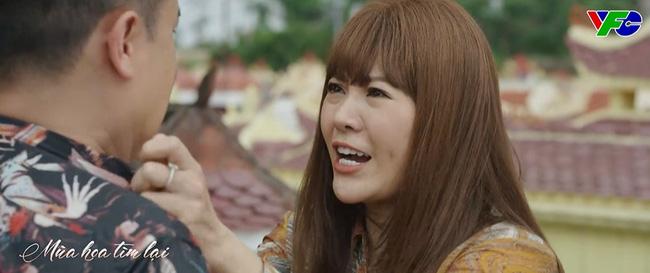Mùa hoa tìm lại tập 16: Lệ tìm ra kẻ đã hại đời mình, chính thức dứt tình với Việt-1