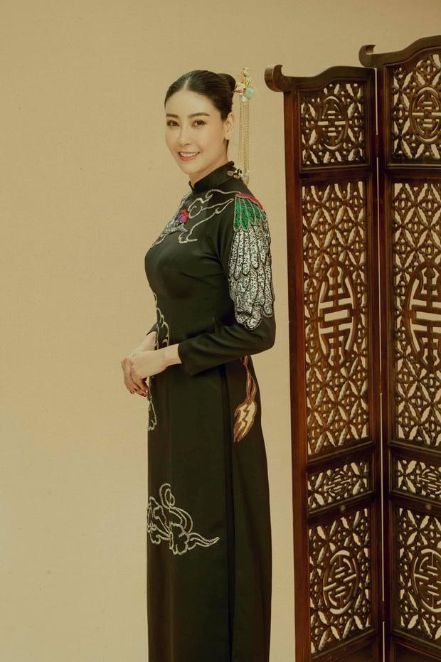 Hoa hậu Hà Kiều Anh đáp trả 1 tràng khi bị netizen thắc mắc về drama tự nhận là công chúa đời thứ 7 triều Nguyễn-7