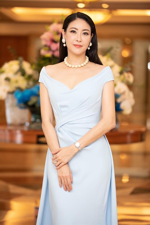Hoa hậu Hà Kiều Anh đáp trả 1 tràng khi bị netizen thắc mắc về drama tự nhận là công chúa đời thứ 7 triều Nguyễn-4