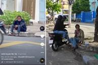 Cháu xem Tiktok, vô tình tìm thấy ông ngoại 76 tuổi đi lạc từ Đồng Nai lên Sài Gòn nhiều tháng nay