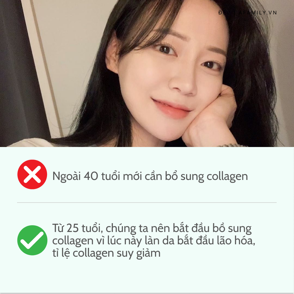 5 sai lầm khi dùng collagen chống lão hóa khiến da không thể đẹp lên-3