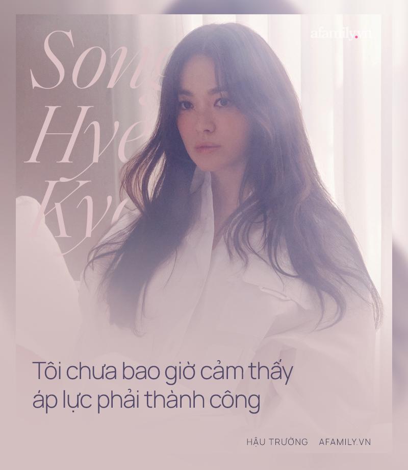 Bài phỏng vấn độc quyền của Song Hye Kyo trên ELLE Singapore, tiết lộ những câu chuyện đời tư phía sau hình ảnh hào nhoáng-2