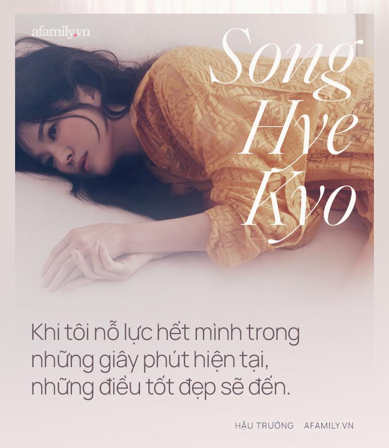 Bài phỏng vấn độc quyền của Song Hye Kyo trên ELLE Singapore, tiết lộ những câu chuyện đời tư phía sau hình ảnh hào nhoáng-3