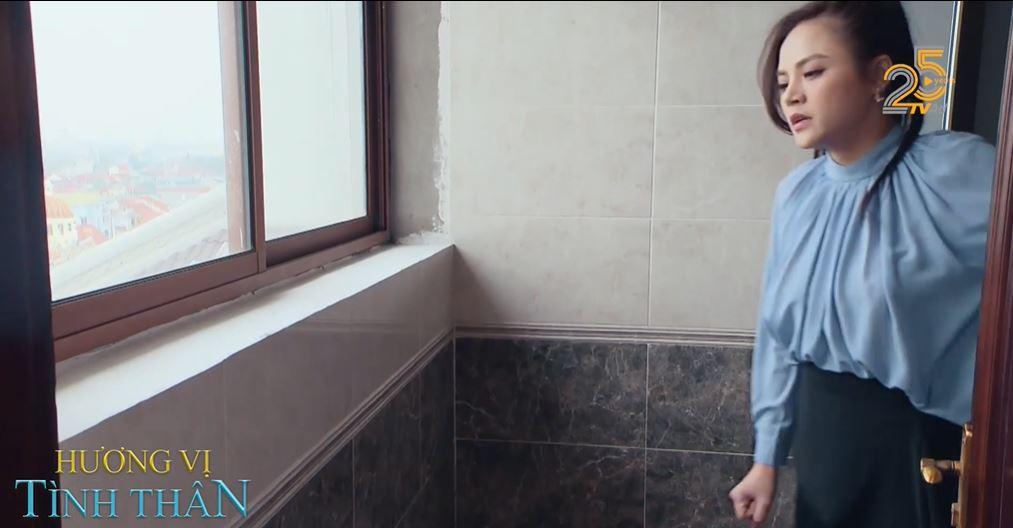 Hương vị tình thân preview tập 52: Thy có nguy cơ sảy thai?-3