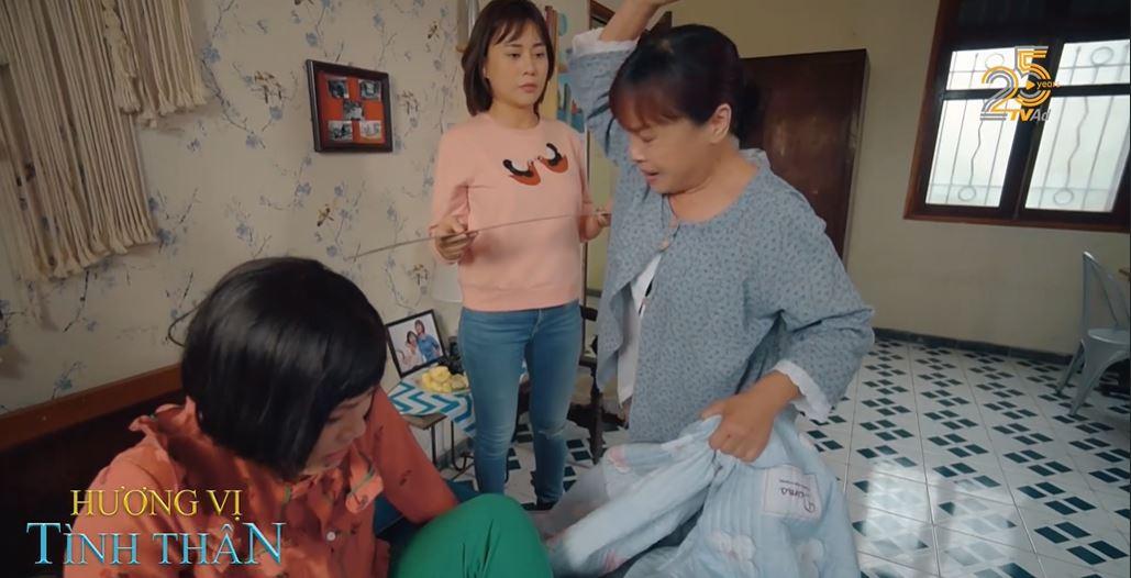 Hương vị tình thân preview tập 52: Thy có nguy cơ sảy thai?-8