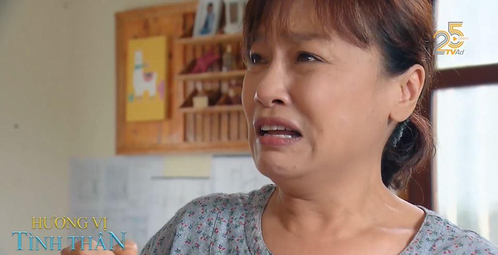 Hương vị tình thân preview tập 52: Thy có nguy cơ sảy thai?-9