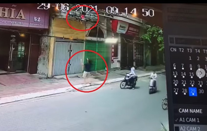 Hoàn cảnh đặc biệt của người đàn ông đỡ bé gái rơi từ tầng 2 xuống đường ở Nam Định-1