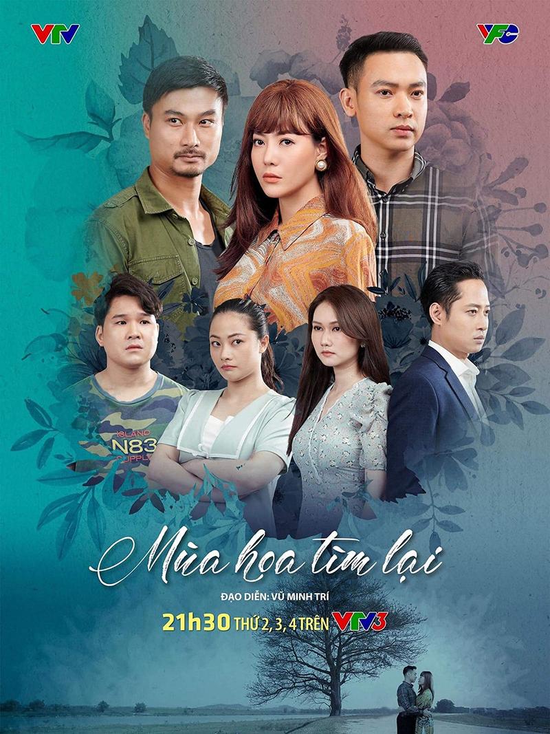 Mùa hoa tìm lại tập 17: Việt bỏ đi, Tuyết đuổi chồng ra đường, Lệ lên kế hoạch trả thù-9