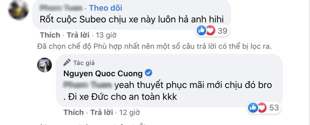 Cường Đô La xứng danh bố bỉm chịu chơi khi mua 1 lúc 2 xế hộp tặng Subeo và Suchin, đã vậy còn phải thuyết phục mới nhận-2