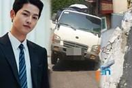 Song Joong Ki dính bê bối đầu tiên trong sự nghiệp, bị khiếu nại do xây dựng trái phép, gây tai nạn giao thông