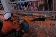 500 người chui lỗ, vượt rào trốn khỏi Bệnh viện Đa khoa Bình Thuận