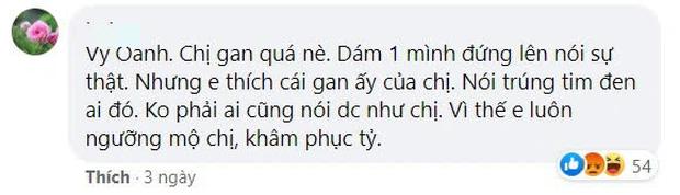 Netizen phát hiện Vy Oanh tự lập nick ảo để vào an ủi bản thân, không ngờ lộ ra bằng chứng sờ sờ?-5