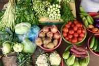 Giá rau, củ tại chợ ở TP.HCM tiếp tục tăng mạnh