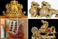 Những vật phẩm phong thủy chiêu tài hút lộc bậc nhất cho gia chủ phú quý giàu sang