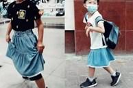 Năn nỉ bố mẹ cho mặc váy đến trường, bé trai bị chê bai 'lố lăng', cách hành xử của giáo viên khiến nhiều người bức xúc